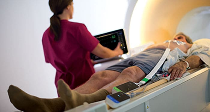 MRI compatible patient monitoring