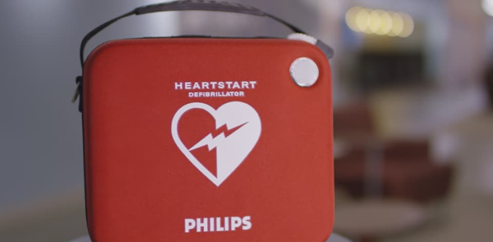 Using AED video