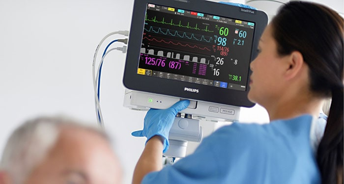 Philips Healthcare Patient Monitoring