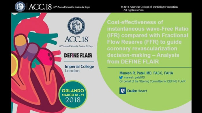 ACC 18 health economic data video
