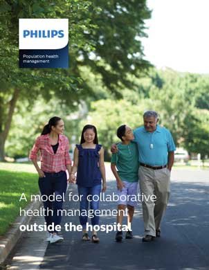 Philips Population health management: A model for collaborative health management outside of the hospital