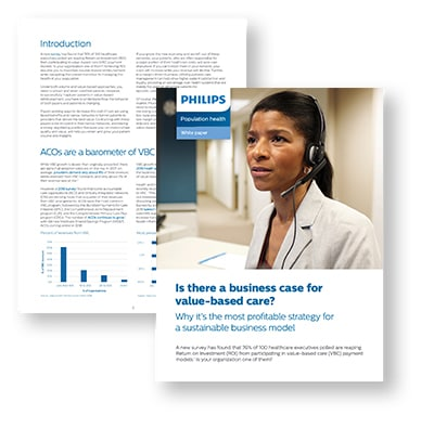 Philips Population Health Management - Is there a business for value-based care?
