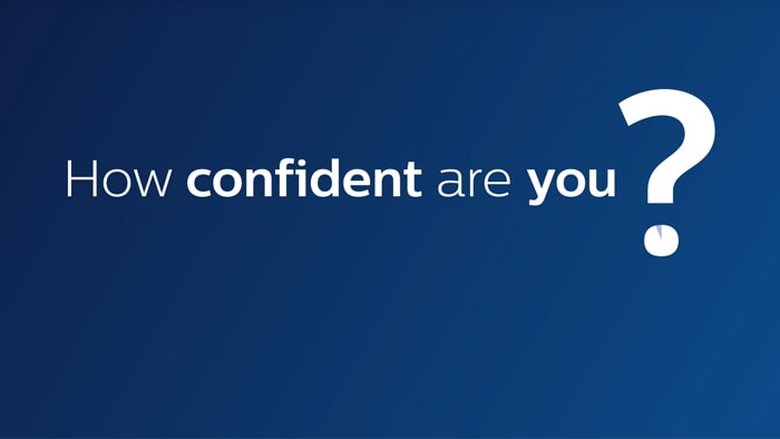 How confident are you