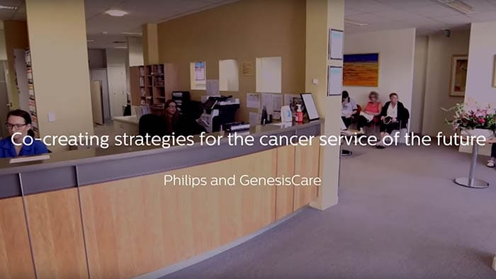Co-creating strategies for the cancer care of the future