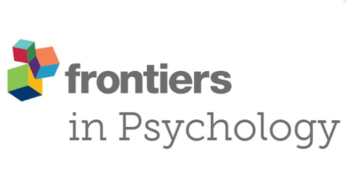 Frontiers in psychology (opens in a new window)