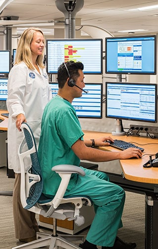 Westchester Medical Center, eICU, customer success story, Philips eICU, tele-ICU