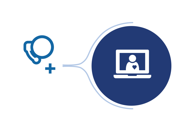 decentralized tele-ICU model