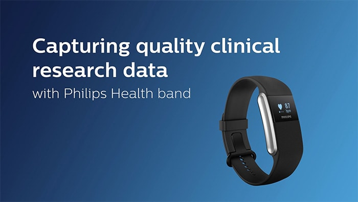 Philips Health band ALT