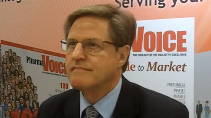 Dr. Barry Peterson at DIA 2012