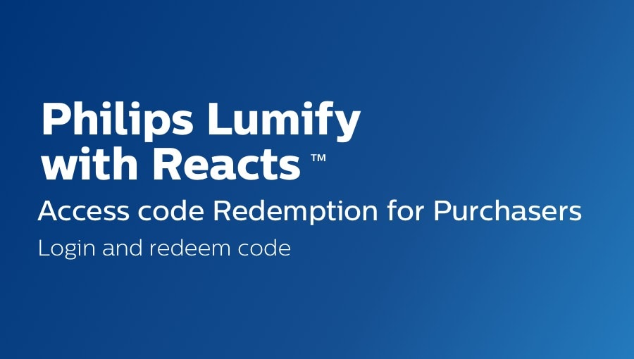 login and redemption purchase