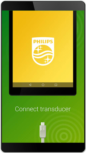 Philips handheld ultrasound product