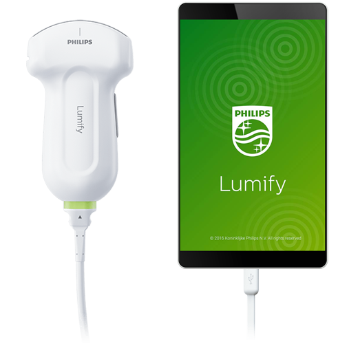 Philips Lumify smartphone ultrasound