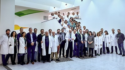 Granada University Hospitals Pathology Department (Philips img4)