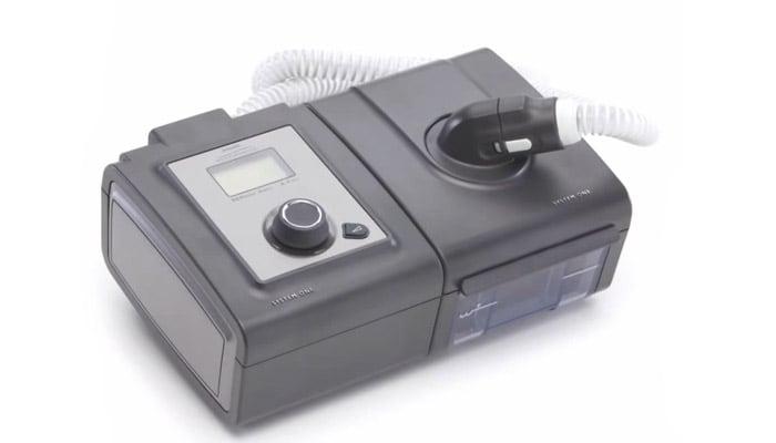 respironics cpap machine error codes