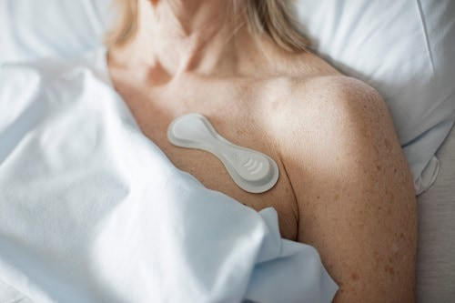 This little patch can save patients from impending heart attacks