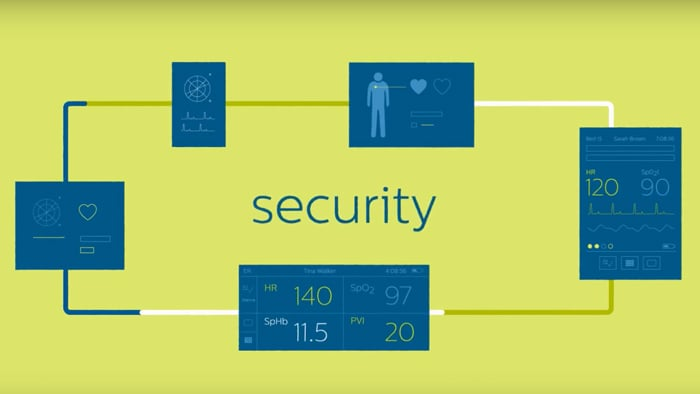 Security video screenshot