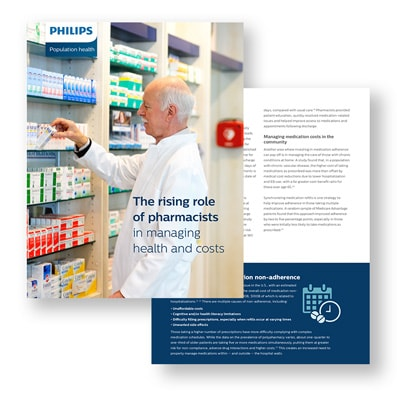 Philips Population Health Management - pharmacists
