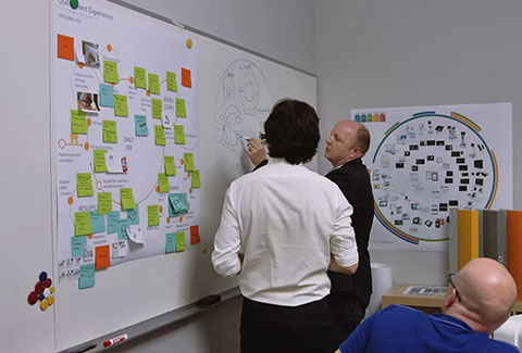 Creating a healthier future - Inside Philips Design Healthcare