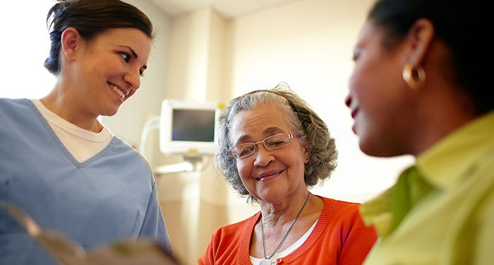 Improving population management for the hospital of tomorrow