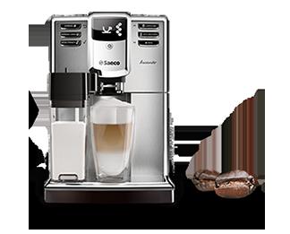 philip saeco coffee machine
