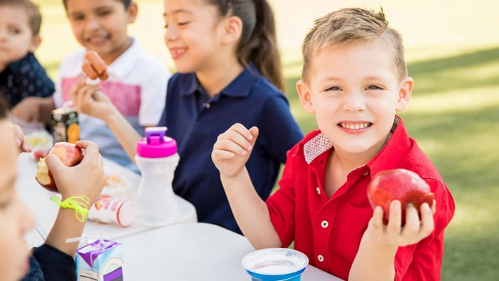 Keeping Your Child's Asthma in Check with Good Nutrition