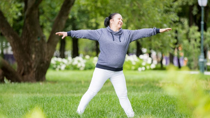Meditative Movement: Which Techniques Can Help COPD Patients