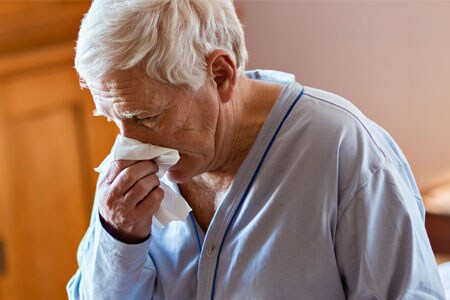 Coping with COPD and the flu