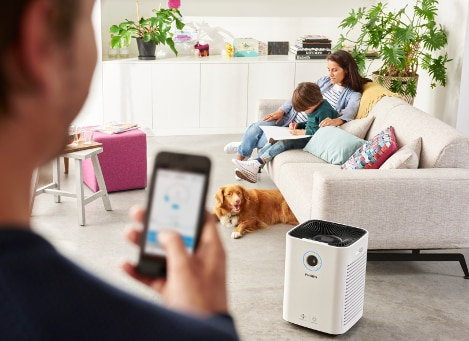 Indoor air quality matters