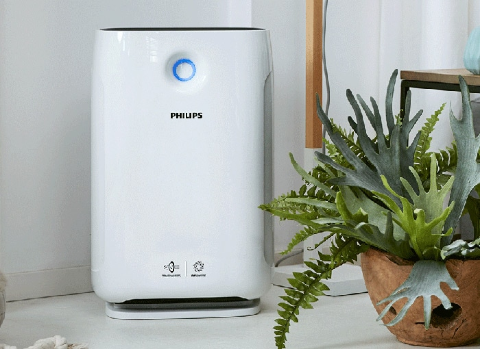 air purifiers range