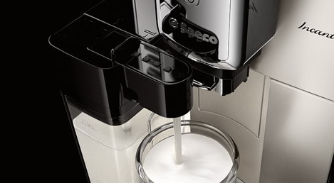 Saeco Latte Perfetto technology