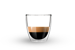 A cup of Ristretto