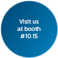 Visit us at booth #10.15