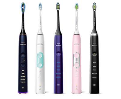 Explore our full range of electric toothbrushes