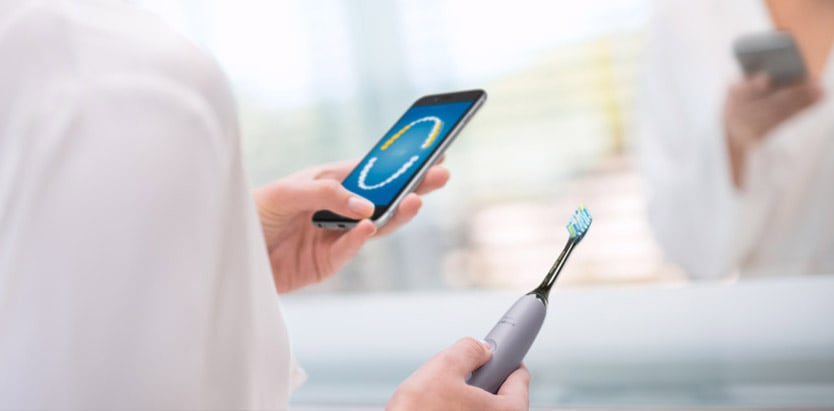 Philips Sonicare toothbrushes, How to turn on/off notifications