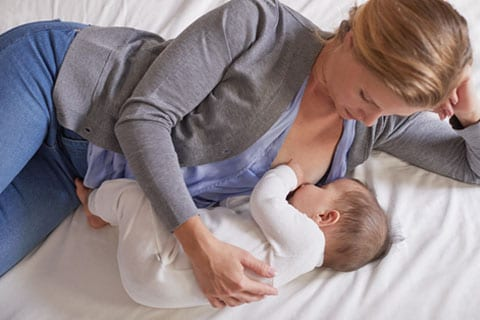 Breastfeeding Positions to Help Baby Latch
