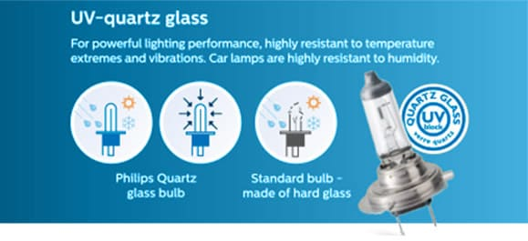 UV-qurtz glass
