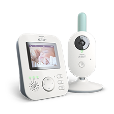 Range of baby monitors and thermometers