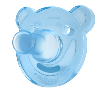 Philips Avent Soothie bear shaped