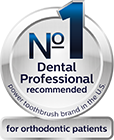 Dental Professional recommended