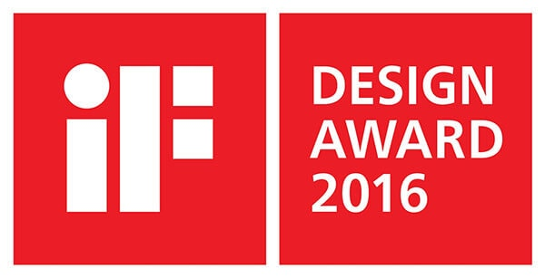 Design award 2016 logo