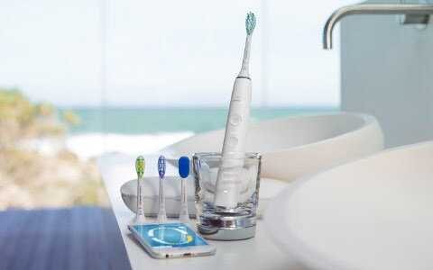 Sonicare Logo Electric toothb...