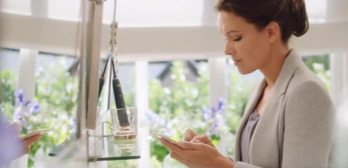 Sonicare Teledentistry service for your oral care