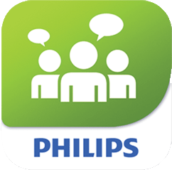 Philips WeCall app
