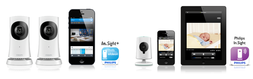 In-Sight  Wireless IP camera