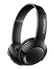 Wireless on-ear headphones with mic SHB3075