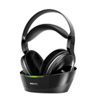 Philips Indoor Headphones with mic SHB9850NC
