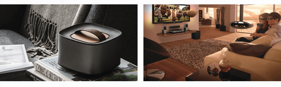 Fidelio SoundBar Home theater systems