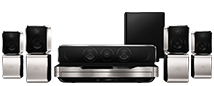 Home theater systems : 5.1 Home Cinema