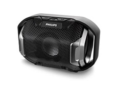 Philips ShoqBox Wireless Portable Speakers SB300