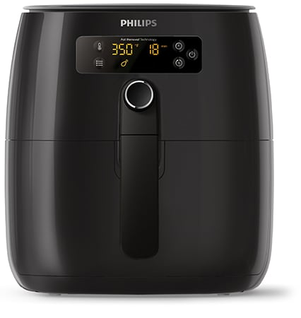 Airfryer XXL with dial
